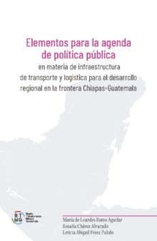 Portada Elementos para la agenda de política pública